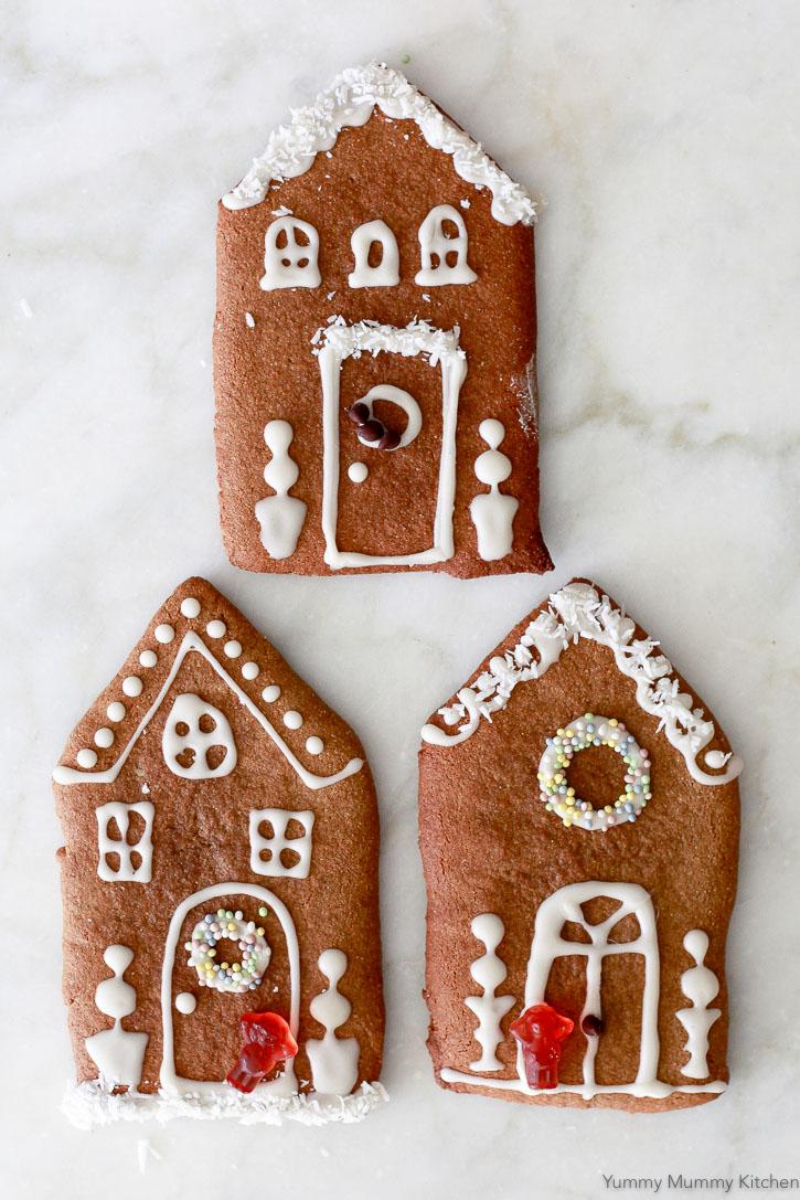Gluten Free Gingerbread Cookies | Yummy Mummy Kitchen | A ...