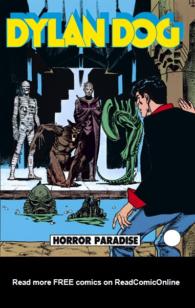 Dylan Dog (1986) 48 Page 1