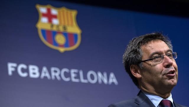 Le Barça tient son défenseur central