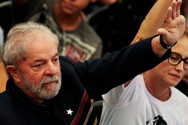 brasil-politica-ex-presidente-lula-missa