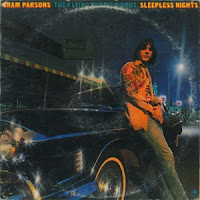GRAM PARSONS & THE FLYING BURRITO BROS - Sleepless night