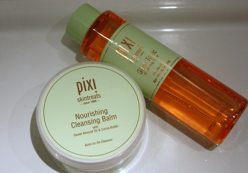 Pixi Nourishing Cleansing Balm Pixi Glow Tonic