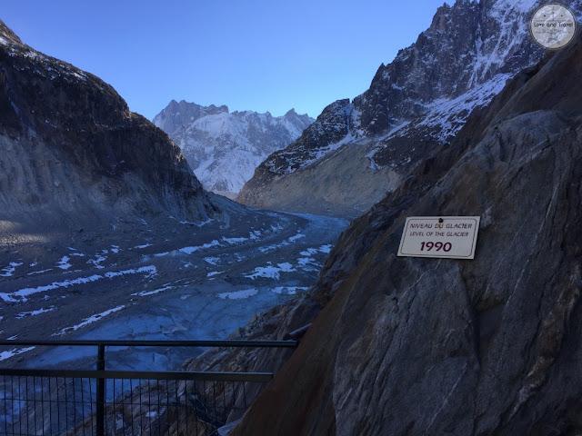 Chamonix Mont Blanc France Mer de Glace