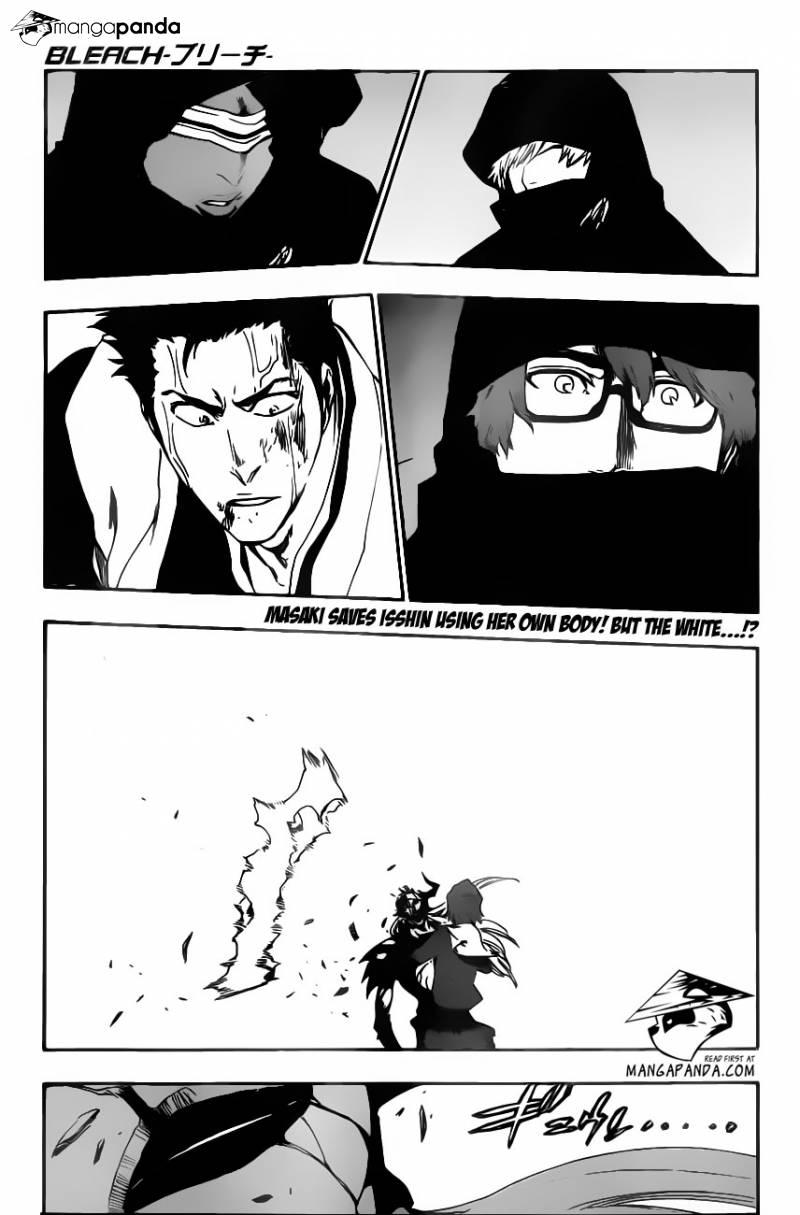 Bleach chapter 533 trang 3