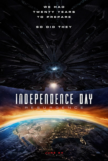 independence day resurgence poster