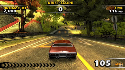 BURNOUT DOMINATOR PSP ISO Download For Android
