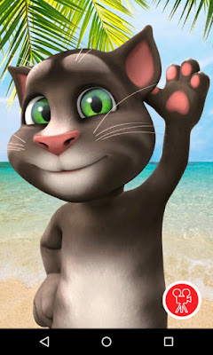 Talking Tom for Messenger Apk For Android
