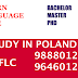 Study in Poland  Student Study Visa in Chandigarh Punjab