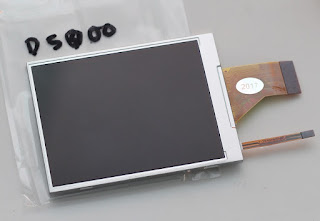 Jual LCD Nikon D5000