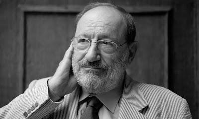 Umberto Eco, elhalálozás, A rózsa neve, irodalom, Olaszország, Corriere della Sera, La Republica, Il nome della rosa
