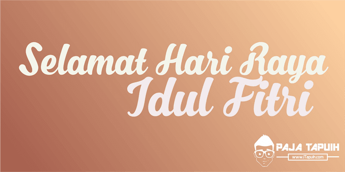 Ucapan Selamat Hari Raya Idul Fitri Dalam Bahasa Inggris Dan