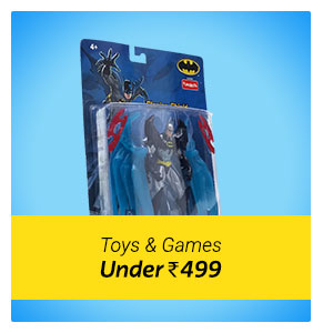 Toys and Games under Rs. 499