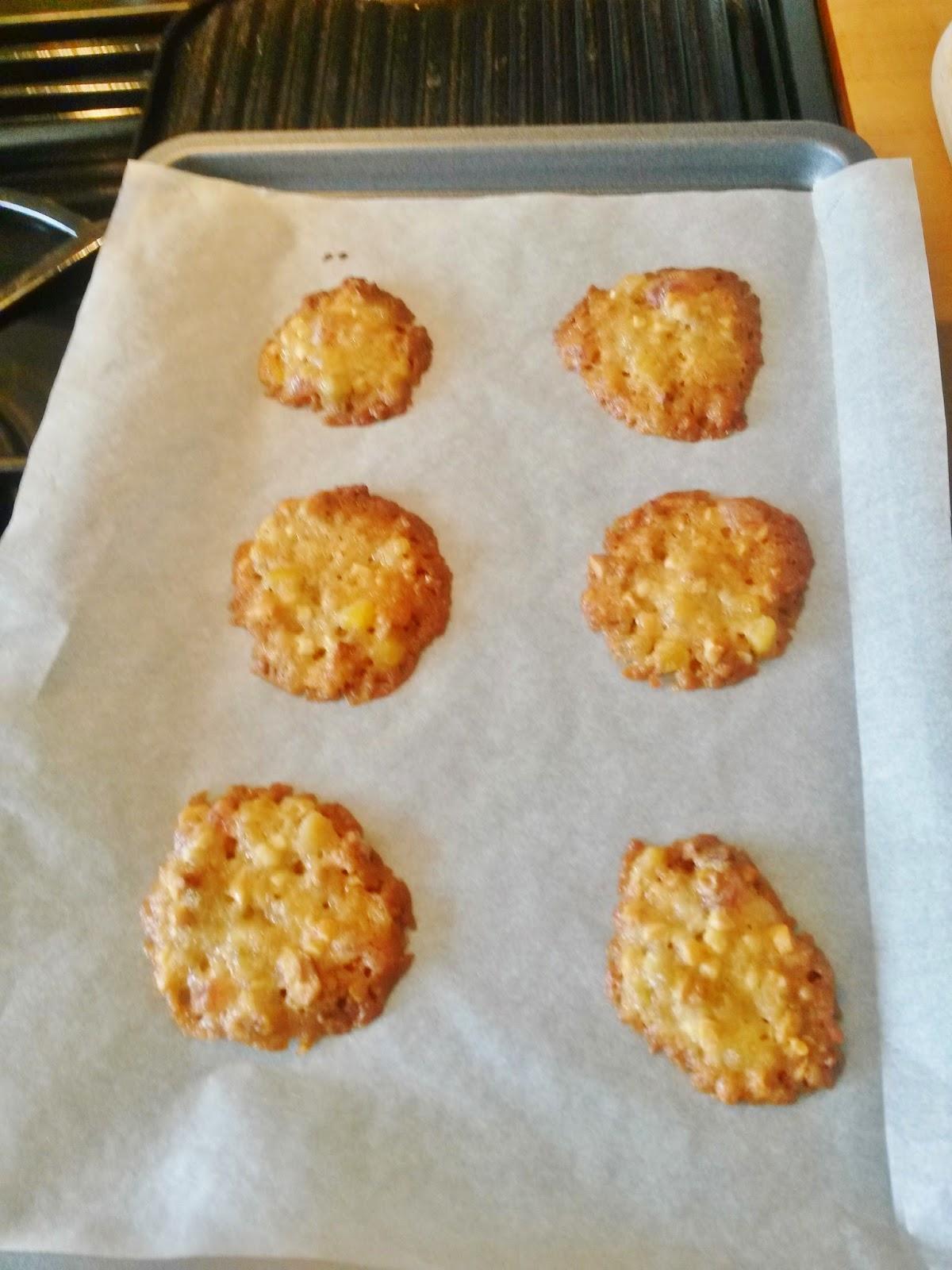 Florentines biscuits
