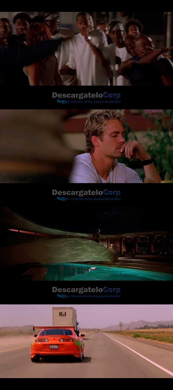 Rápido y Furioso (2001) HD 1080p Español Latino