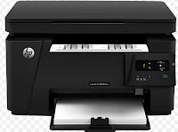 HP LaserJet Pro MFP M125ra bietet eine sehr schnelle Geschwindigkeit mit einem anfänglichen Druck von etwa 9,5 Sekunden. HP LaserJet Pro M125ra Wireless kann mit einer integrierten Druckfunktion oder einer HP ePrint-Anwendung vom Tool aus in Ihr Auto veröffentlichen.