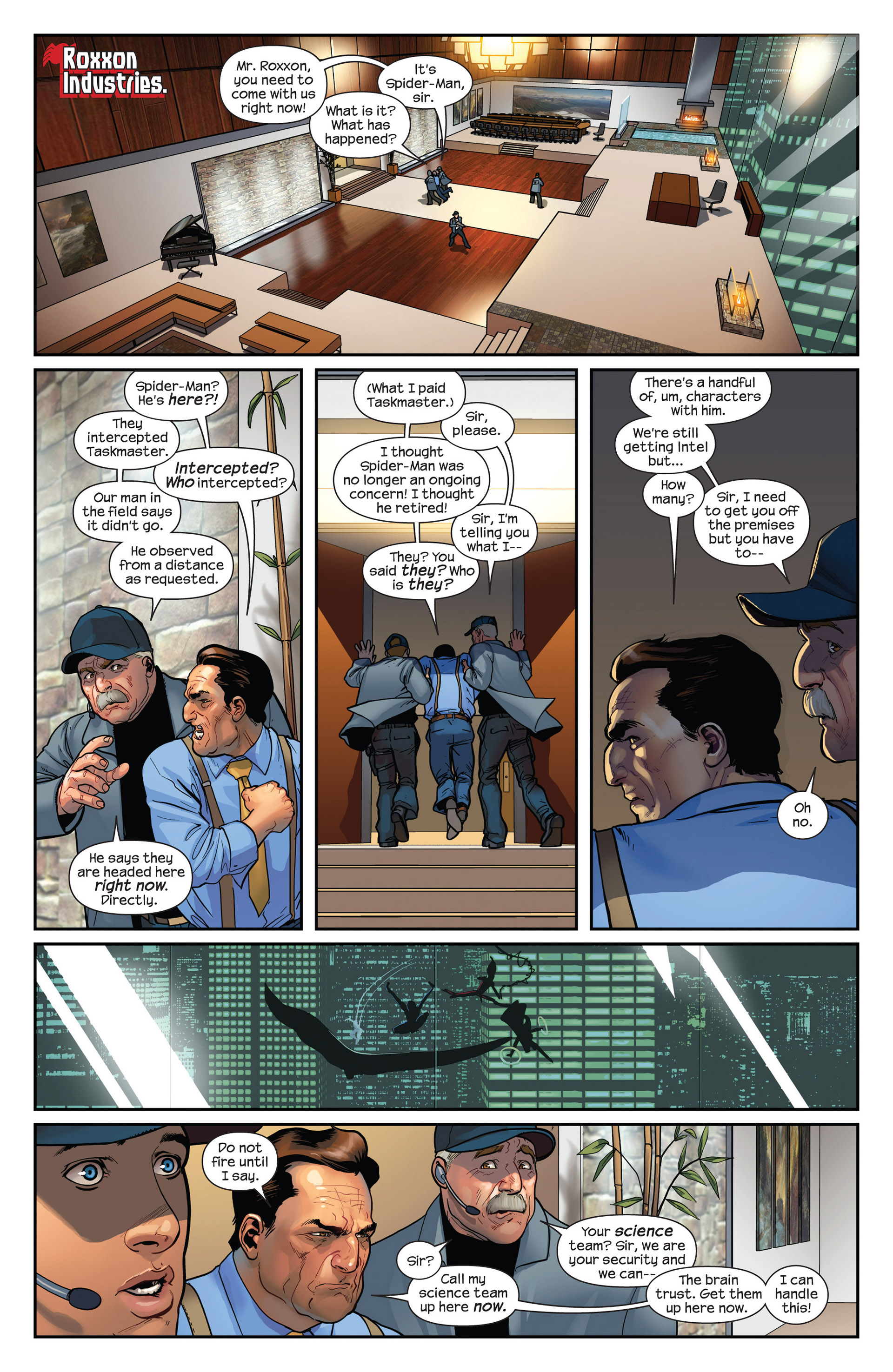 Read online Ultimate Comics Spider-Man (2011) comic -  Issue #28 - 3