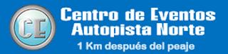 LOGO CENTRO DE EVENTOS AUTOPISTA NORTE