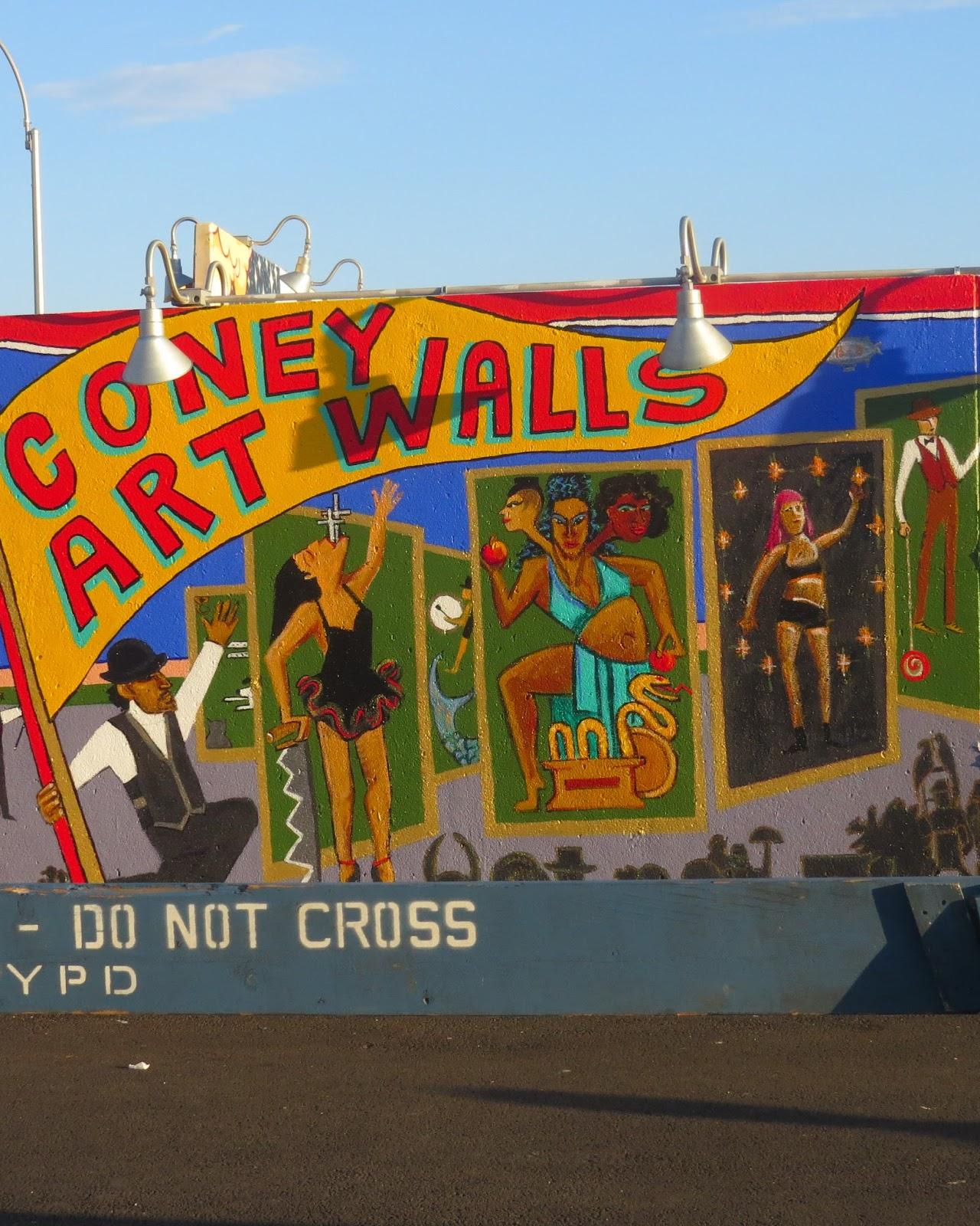 Jackson Coney Island Closed