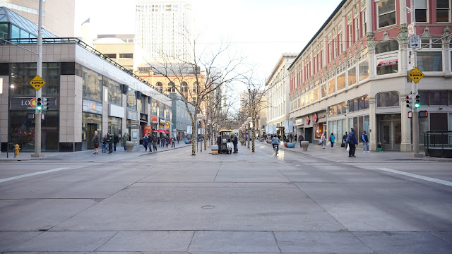 16th street mall denver