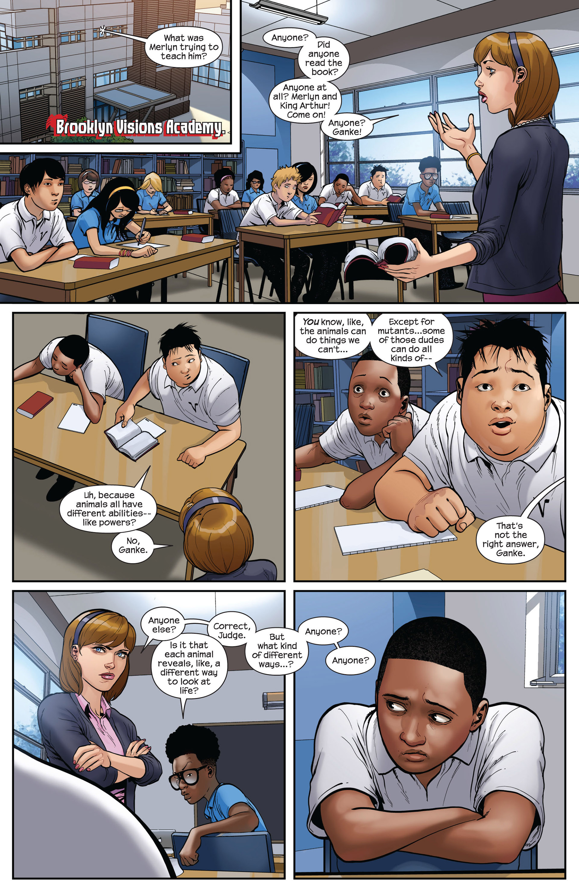 Read online Ultimate Comics Spider-Man (2011) comic -  Issue #12 - 4