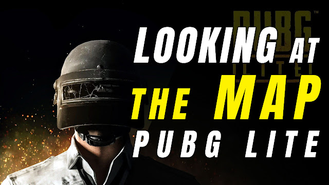 #NowPlaying PUBG LITE Badly! Caught Looking At The MAP!