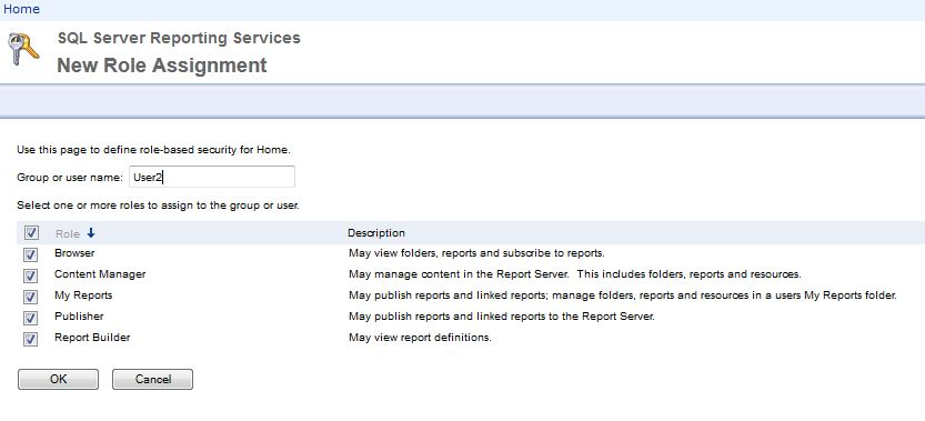 All about SQLServer: SSRS - Report Deployment
