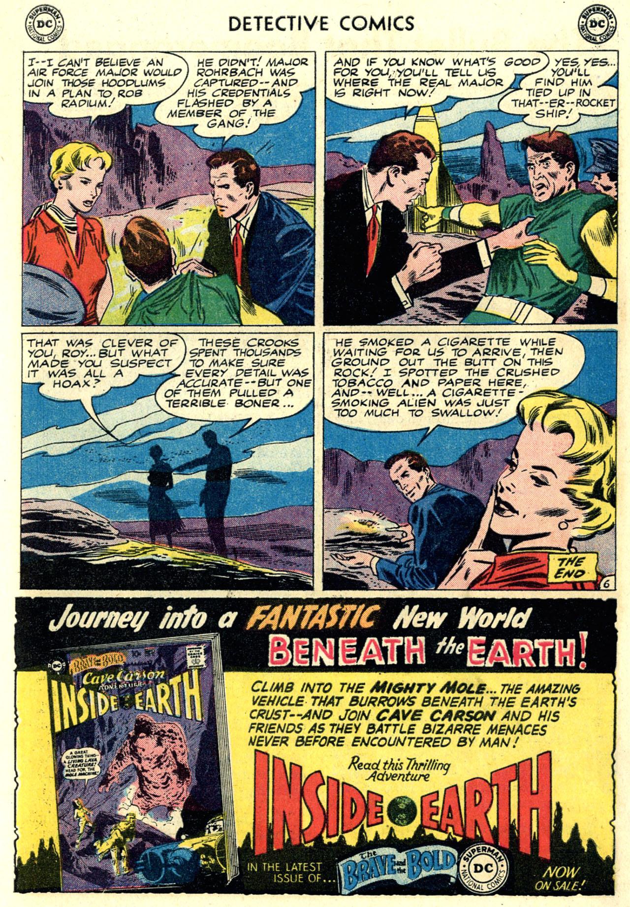 Detective Comics (1937) 283 Page 22