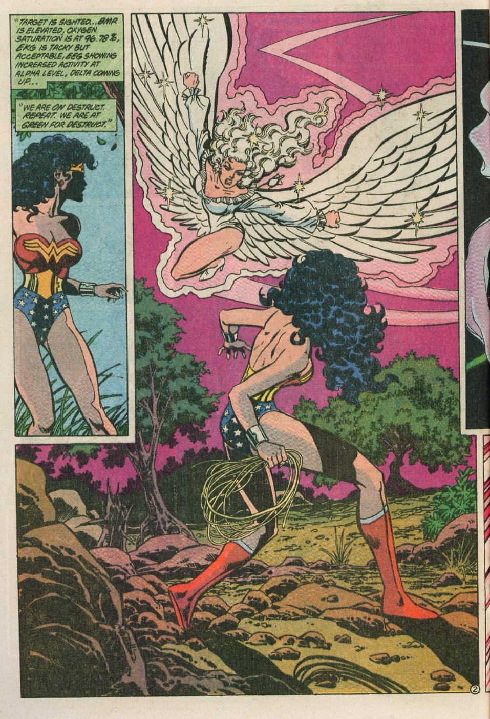 Read online Wonder Woman (1987) comic -  Issue #42 - 4