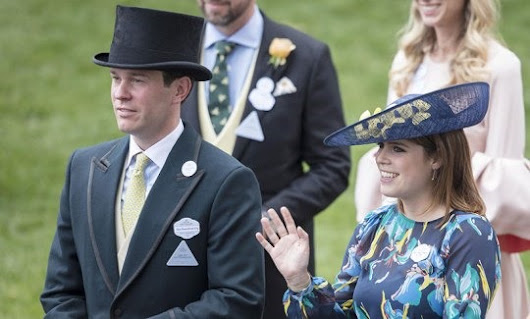 What Royal Title Will The Queen Give Princess Eugenie's Fiancé Jack Brooksbank?