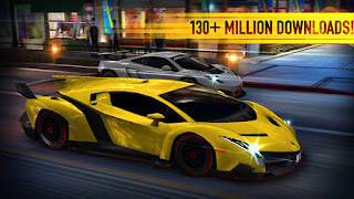 luxury car racing game in android
