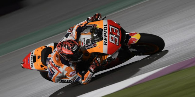 Marquez Mengaku Honda Jadi Satu-Satunya Prioritas Utama