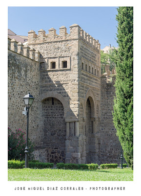 Puerta de Alfonso VI, Toledo