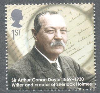 Literature, Writer Arthur Conan Doyle, Great Britain