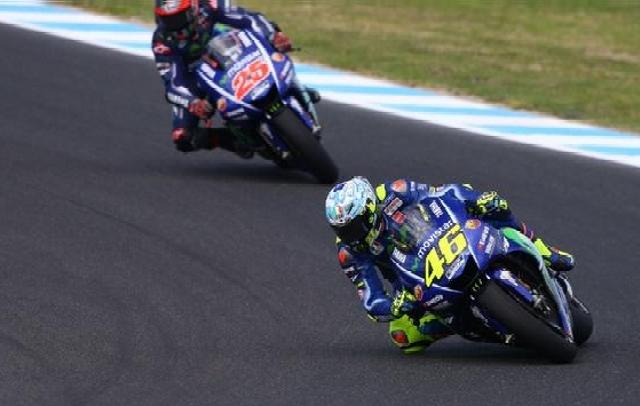 Terungkap, Ternyata Ini Penyebab Buruknya Performa Rossi dan Vinales di MotoGP Jepang
