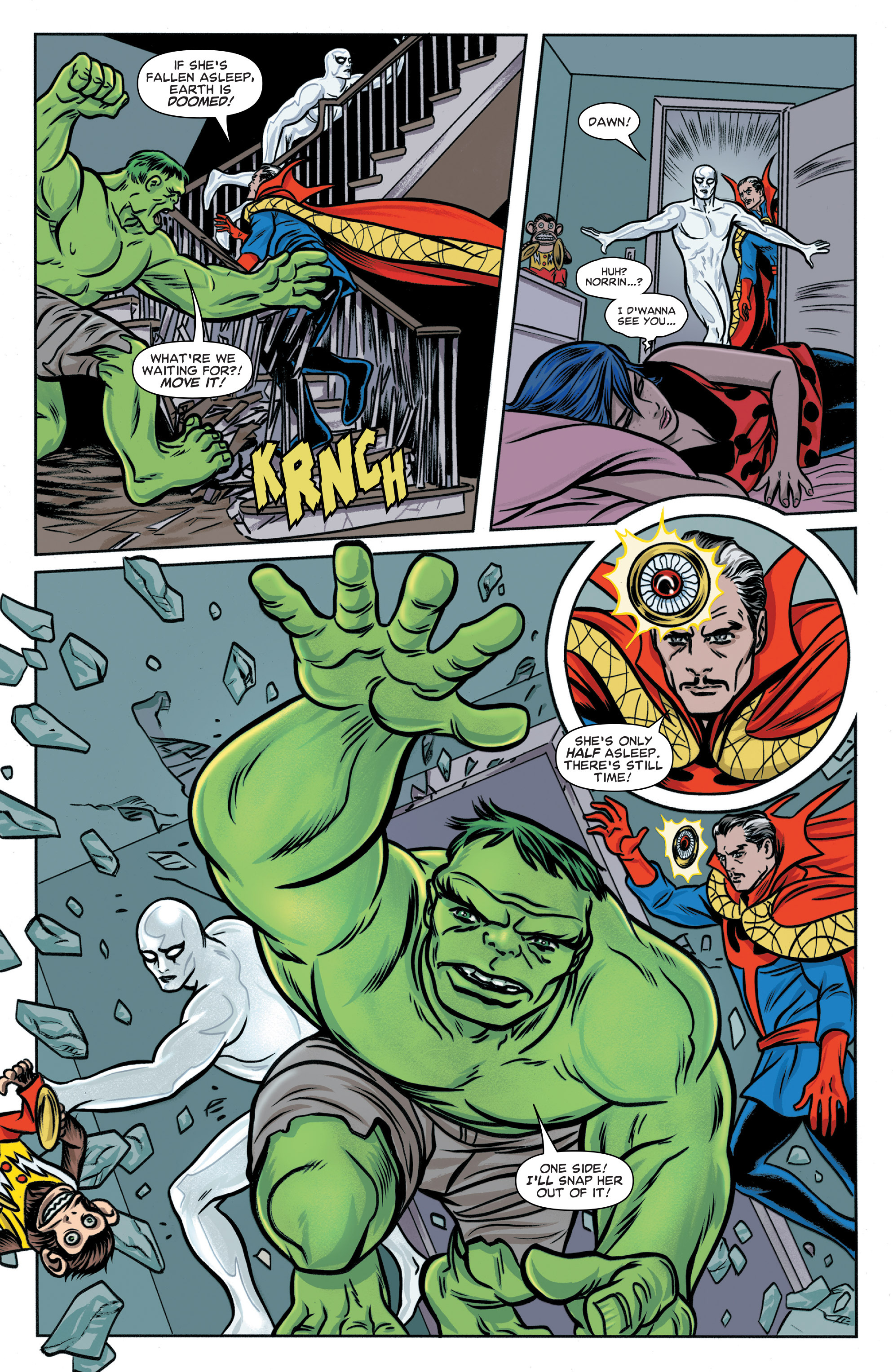 Read online Silver Surfer (2014) comic -  Issue #5 - 8