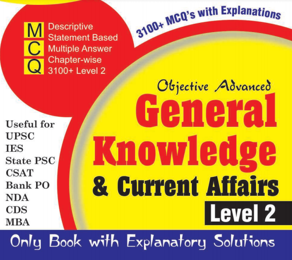 Objective Advanced General Knowledge Current Affairs
