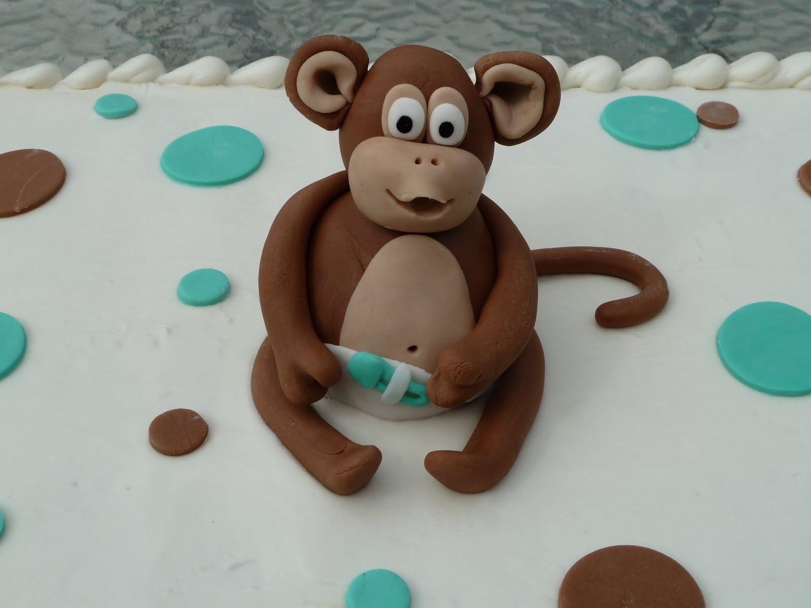 Sweet Shoppe Baby Shower Cakes