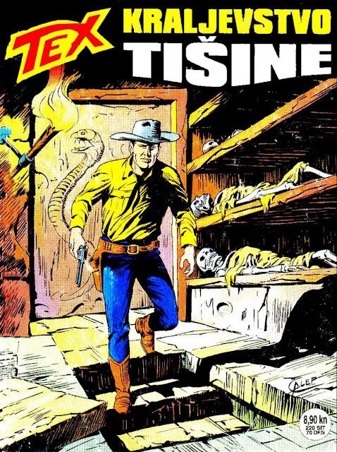 Kraljevstvo Tisine - Tex Willer