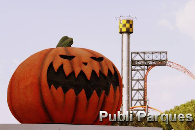 Halloween Familiar Parque de Atracciones de Madrid