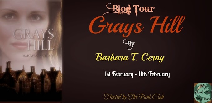 Blog Tour:Grays Hill by Barbara T. Cerny
