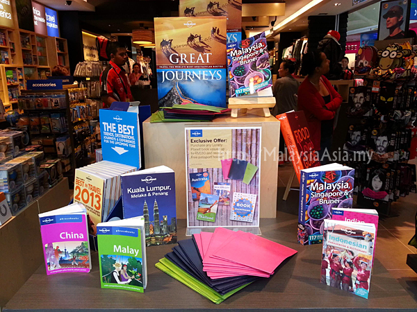 Malaysia Lonely Planet Shop
