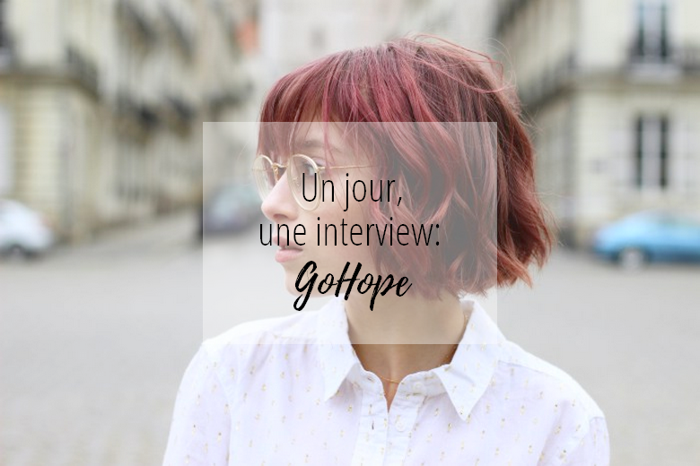 interview de Go Hope