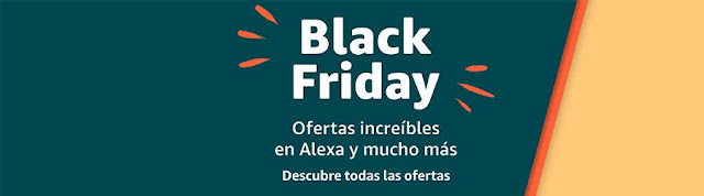 Top 10 ofertas Black Friday Amazon por categorías