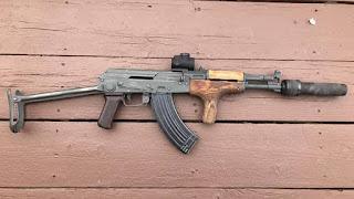 Romanian-Underfolder-AKM-Silenced