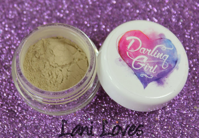 Darling Girl Provoke eyeshadow swatches & review