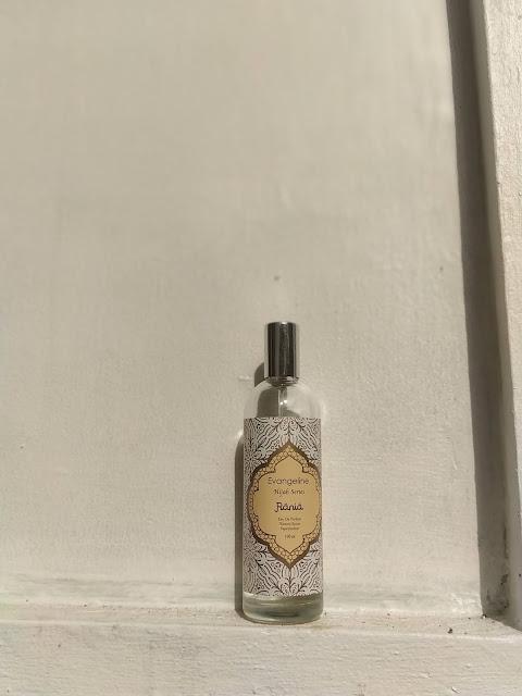 review parfum Evangeline Rania