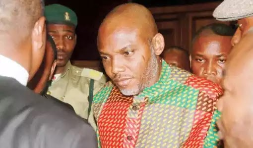 Kanu: We Are Ready for War to Restore Biafra
