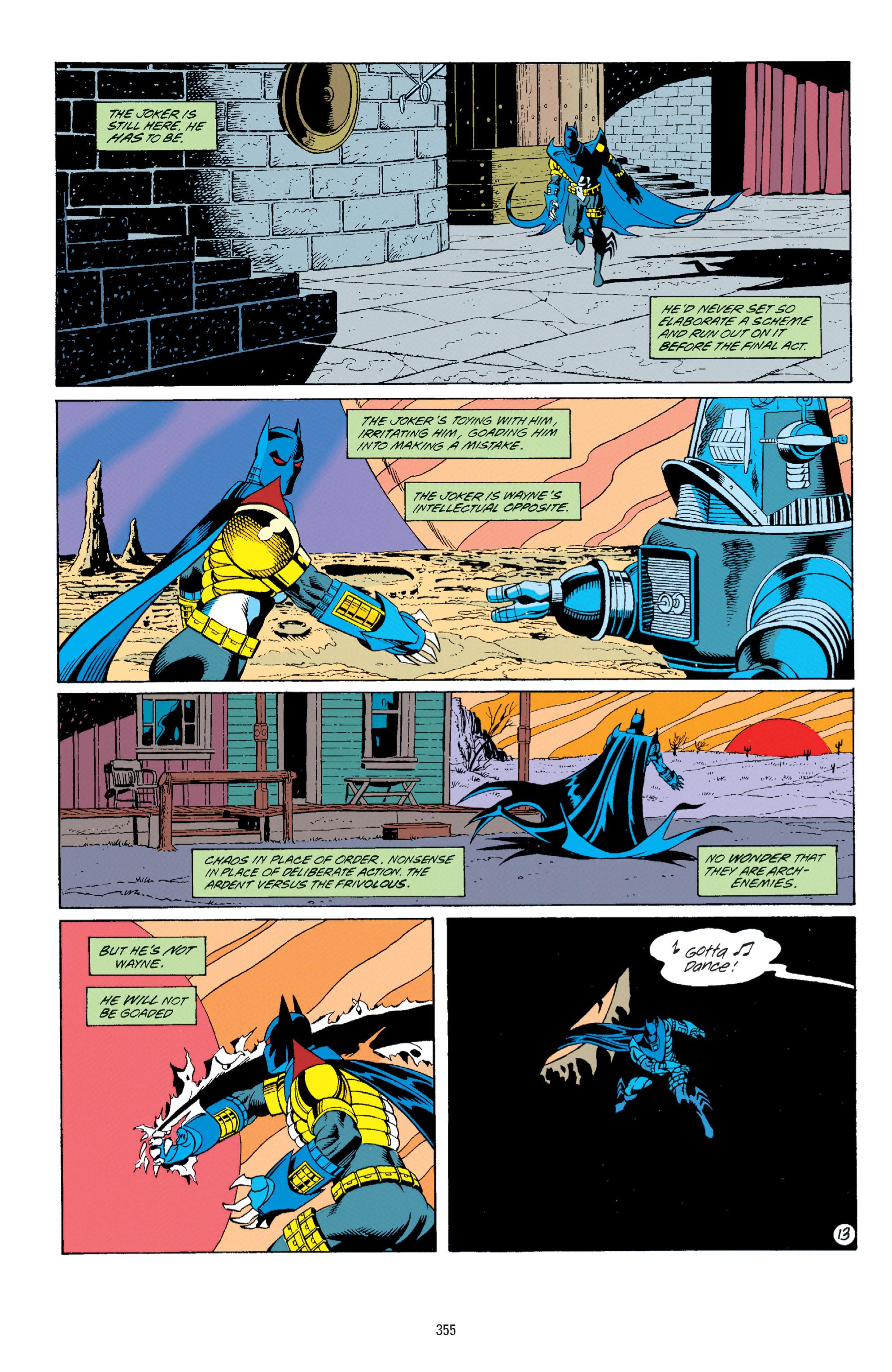 Detective Comics (1937) 673 Page 12