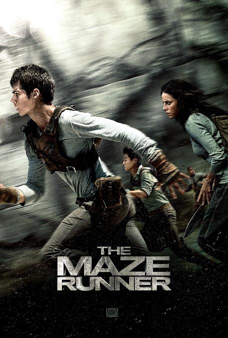فیلم دوبله : دونده مارپیچ (2014) The Maze Runner