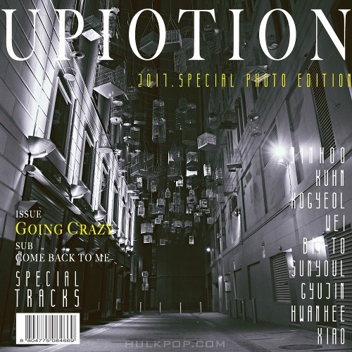 UP10TION – SPECIAL PHOTO EDITION – EP